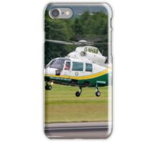Great North Air Ambulance iPhone Case/Skin