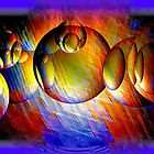 Abstract Digital Art by George  Link