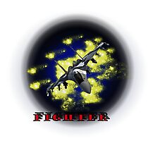 fighter Photographic Print