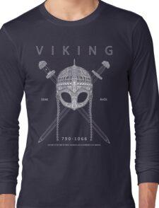 Viking Design Long Sleeve T-Shirt