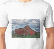 Old Red Barn Unisex T-Shirt