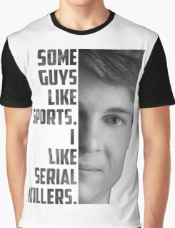 Noah Foster MTV Scream Graphic T-Shirt