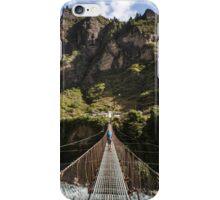 A Mountain Trip iPhone Case/Skin