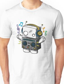 robo beat box Unisex T-Shirt