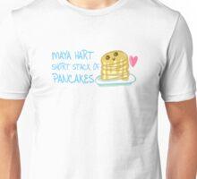 Girl Meets World Maya Hart Pancakes Unisex T-Shirt