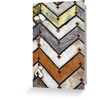 Marble Floor © Greeting Card