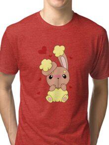 Buneary In Love Tri-blend T-Shirt
