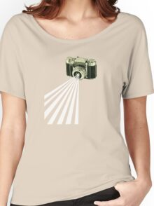 Depth of Field Women's Relaxed Fit T-Shirt