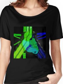 radioactive heart Women's Relaxed Fit T-Shirt