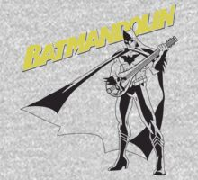 Batmandolin by Kyle Price