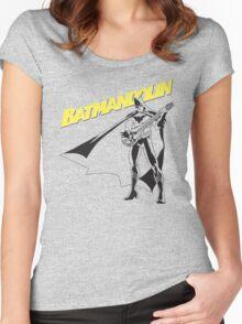 Batmandolin Women's Fitted Scoop T-Shirt