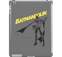 Batmandolin iPad Case/Skin