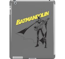 Batmandolin iPad Case/Skin