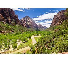 The Paradise of Zion Photographic Print