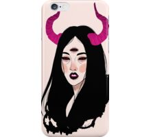 Here's My Number #666 iPhone Case/Skin