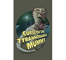 Curse of the Tyrannosaurus Mummy Photographic Print
