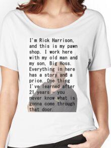 PawnStars meme shirt Women's Relaxed Fit T-Shirt