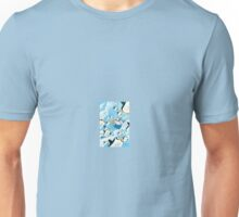 Ice King Flying with Penguins  Unisex T-Shirt