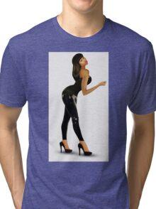 African Kiss Tri-blend T-Shirt