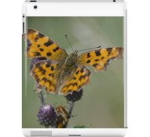 Comma Butterfly iPad Case/Skin