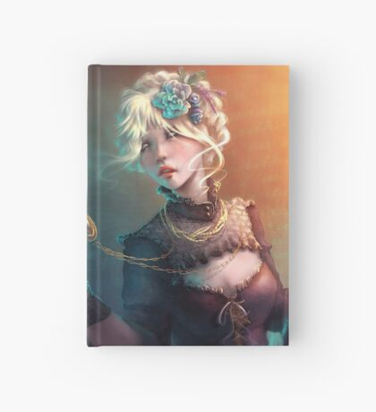 A Curse disguised as a Gift Hardcover Journal