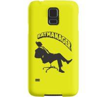 Batmanager Samsung Galaxy Case/Skin