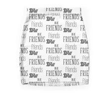 Friends (black) Mini Skirt