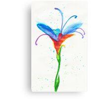 Fey Flower Canvas Print