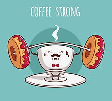 Coffee Strong by moryachok