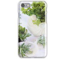 Starfish Greens iPhone Case/Skin