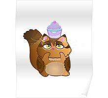 Cupcake's cupcake Poster