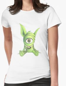 Tiggzowski Womens Fitted T-Shirt
