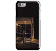 Study of Garage Entrance of the Philadelphia Museum of Art iPhone Case/Skin