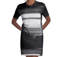 Metro Man Graphic T-Shirt Dress