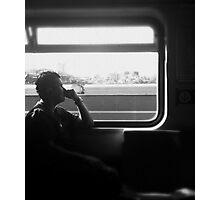 Metro Man Photographic Print