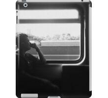 Metro Man iPad Case/Skin