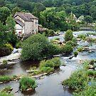 Llangollen - Wales by Arie Koene