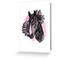 Irasie De Cambres (Raz) Greeting Card