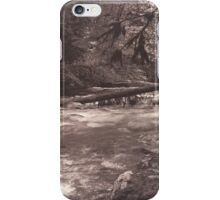 Passing me by iPhone Case/Skin