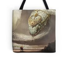 The Ancient One Tote Bag