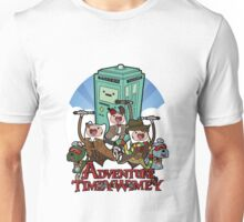 Doctor Who Adventure Time Unisex T-Shirt