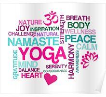 Joy of Yoga Poster