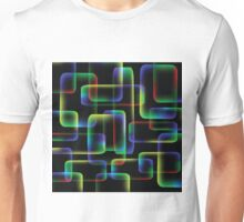 abstract multicolor background Unisex T-Shirt