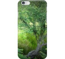 A tree near Cut Throat Bridge. iPhone Case/Skin