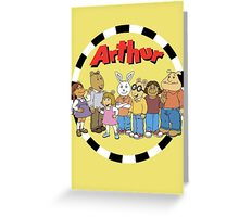 Arthur Greeting Card