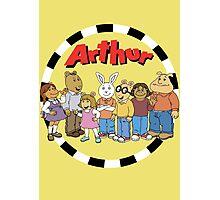 Arthur Photographic Print