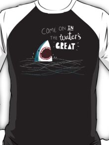 Great Advice Shark T-Shirt