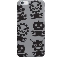 Old School Monster Gear iPhone Case/Skin