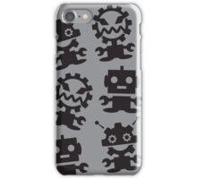 Old School Monster Gear iPhone Case/Skin