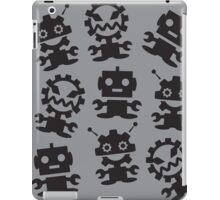 Old School Monster Gear iPad Case/Skin